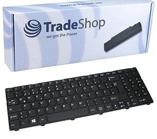 Trade-Shop Laptop-Tastatur / Notebook Keyboard Ersatz ...